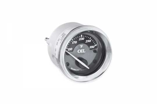 Harley-Davidson Oil Temperature Gauge - Fairing Mount - Celsius.  - 70900193