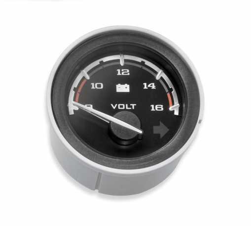 Harley-Davidson Custom Face Voltmeter  - 70900297