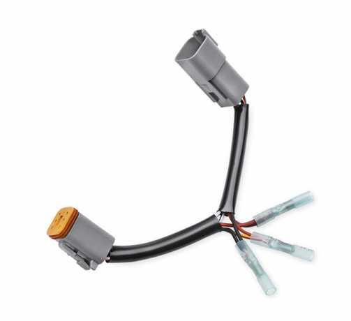 Harley-Davidson Stromanschluss-Aufrüst-Kit  - 72673-11