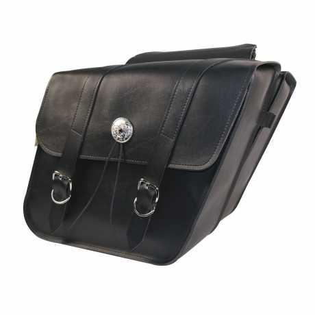 Willie & Max SB700 Standard Slant Saddlebag