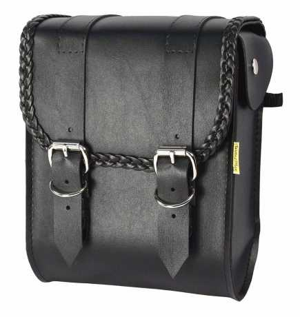Willie & Max Willie & Max SBB481 Sissybar Bag Braided  - 73-31078