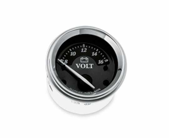 Voltmeter with Titanium Face