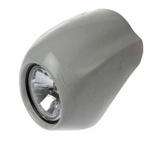 Thunderbike Headlight with fairing, fiberglass  - 75-07-010