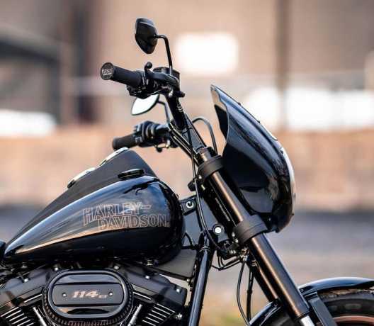 Thunderbike Fairing Bracket black wrinkle  - 75-74-010