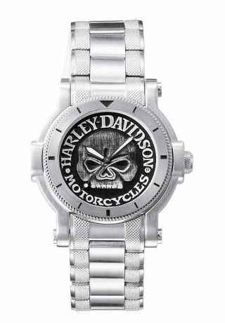 Bulova Harley-Davidson men´s Watch Willie G Skull  - 76A11