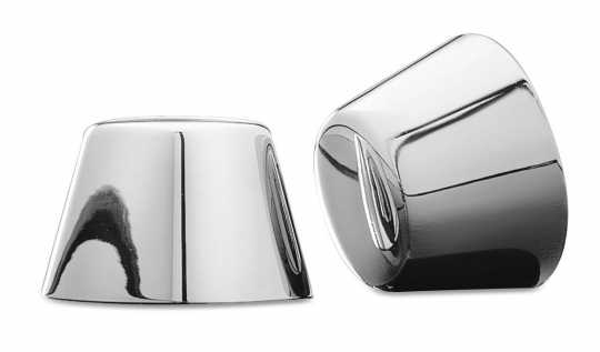 Küryakyn Küryakyn Axle Nut Covers, chrome  - 77-1214