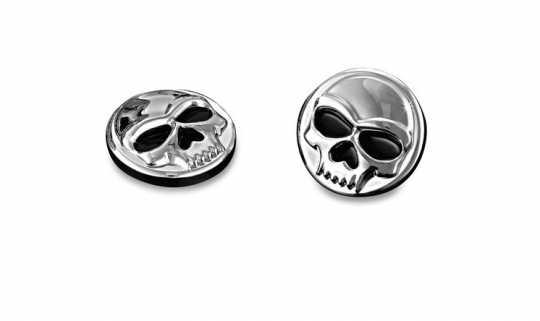 "Küryakyn Küryakyn Universal Zombie Medallions, small (1"")  - 77-1492"