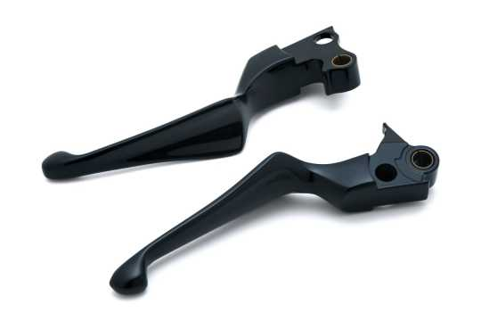 Küryakyn Boss Blade Levers, gloss black