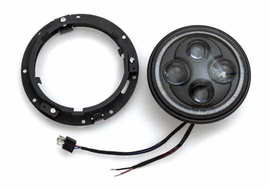 """Küryakyn Küryakyn Orbit Vision 7"""" LED Scheinwerfer  - 77-2460"""