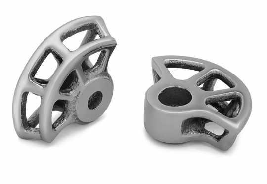Küryakyn Küryakyn Rear Tie-Down Anchors, Polished Stainless Steel  - 77-5071