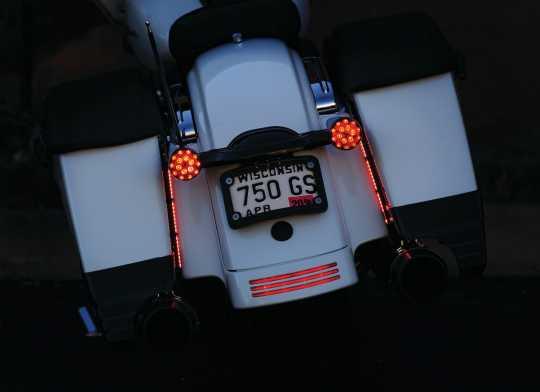 Küryakyn Küryakyn LED Accent Strip Lights, black  - 77-5419