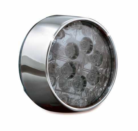 Küryakyn Küryakyn Bullet Zweikreis LED Blinker, hinten / getönt  - 77-5449