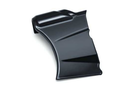 Küryakyn Küryakyn Precision Oil Line Cover, Gloss Black  - 77-6461