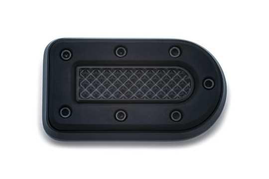 Küryakyn Küryakyn Heavy Industry Brake Pedal Pad, Black  - 77-7038