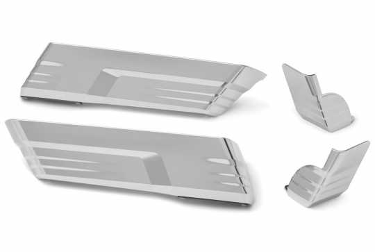 Küryakyn Küryakyn Speedform Satteltaschen Extensions chrom  - 77-7190