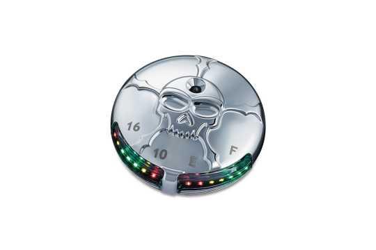 Küryakyn Küryakyn Zombie LED Fuel/Battery Gauge  - 77-7357