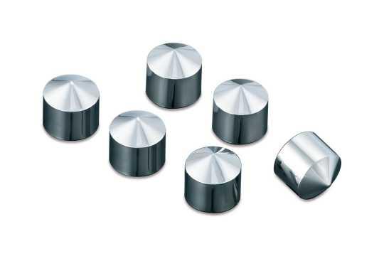 Küryakyn Küryakyn Peaked Rocker Box Bolt Covers  - 77-8693
