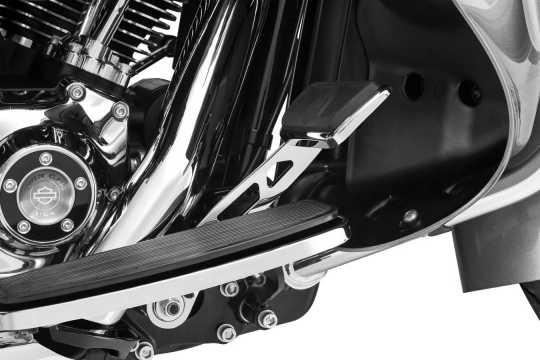 Küryakyn Küryakyn Girder Brake Pedal, Chrome  - 77-9648
