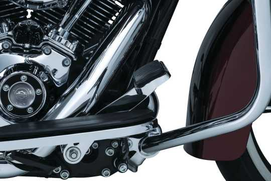 Küryakyn Extended Brake Pedals, chrome