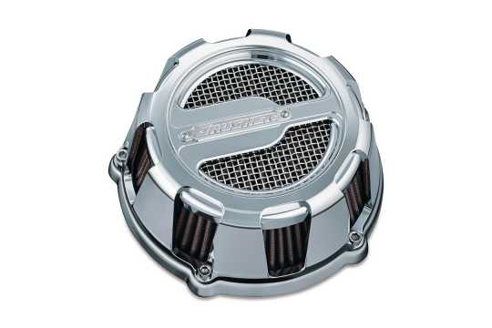 Küryakyn Crusher Maverick Aircleaner Chrome  - 77-9888