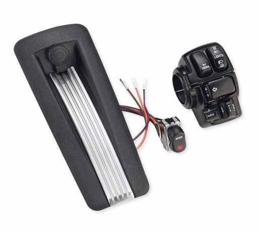 Harley-Davidson boom! audio Communications Switch Kit  - 77173-08
