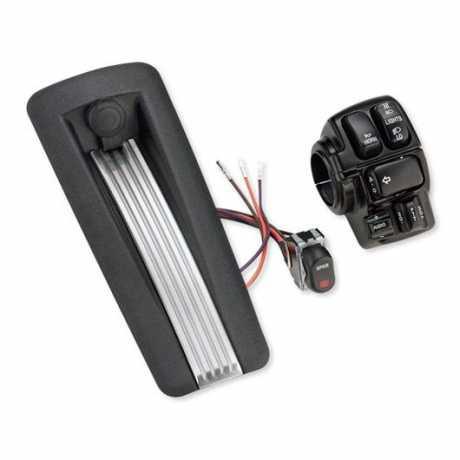 Harley-Davidson Boom! Audio Kommunikationsschalter-Kit  - 77173-08