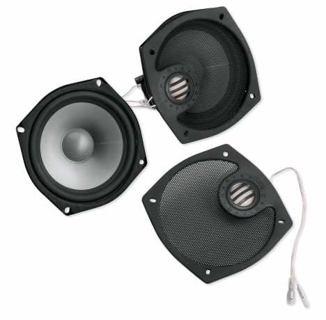 Harley-Davidson Boom! Audio High Performance Boom! Bagger Speakers  - 77181-10