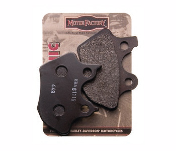 Motor Factory Brake Pad Organic rear