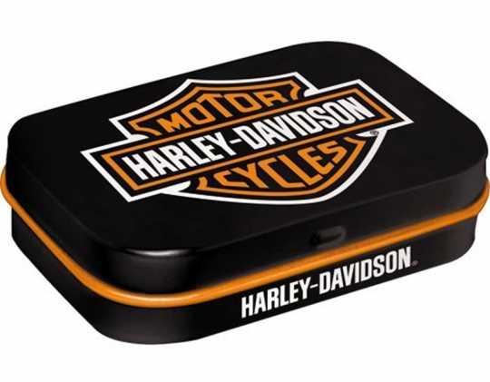 H-D Motorclothes Harley-Davidson Pillendose Pfefferminz  - 81186