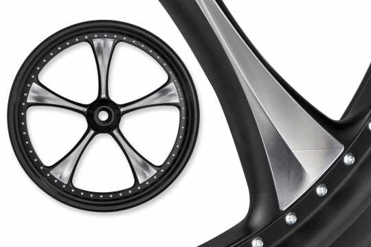 Thunderbike Extra Charge Thunderbike Wheel in silk-matte contrast cut  - 82-99-036
