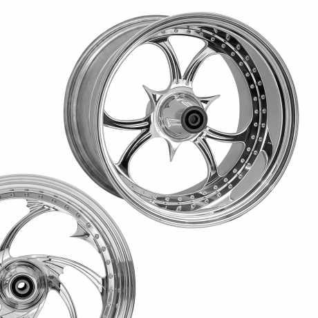 Thunderbike Aufpreis Stern & Nabe chrom  - 82-99-050