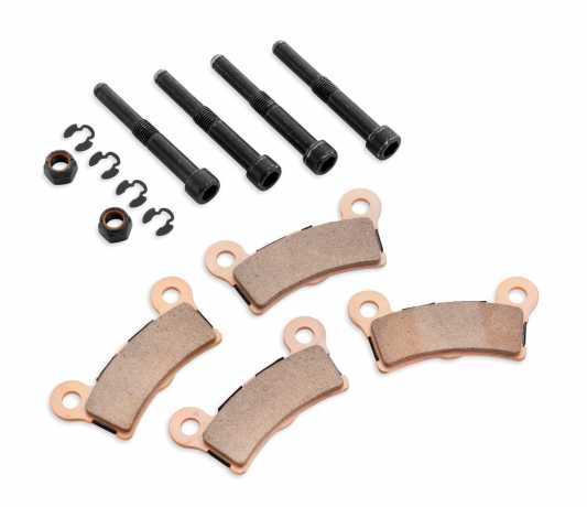 Harley-Davidson H-D Original Brake Pads Rear  - 83911-09B