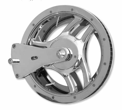 Thunderbike Pulley Brake Kit for Thunderbike Wheel  - 84-74-021