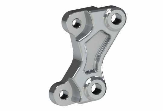 Thunderbike Bremssattel Adapter 300->340mm links, poliert  - 84-74-060