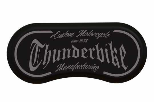 Thunderbike Bremszangencover Hinten TB-Logo  - 84-74-080