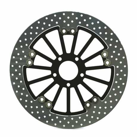 Brake Disc 340mm Spoke floated