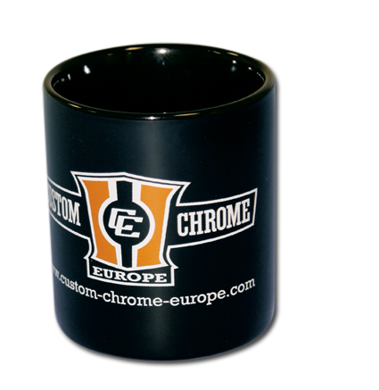Custom Chrome CCE Coffee Mug  - 85-701