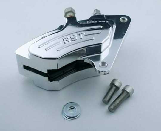 RST RST Bolt-on 4-Piston Caliper , Right Side polished  - 86-133