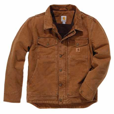 Carhartt Carhartt Berwick Jacket, brown  - 88-8871V