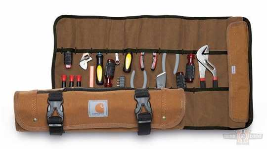 Carhartt Carhartt Legacy Werkzeugrolle, braun  - 88-8939