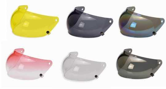 Biltwell Biltwell Gringo S Bubble Shield Visier  - 88-9168V