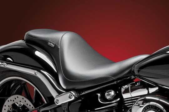 Le Pera Silhouette Deluxe 2up Seat, Black