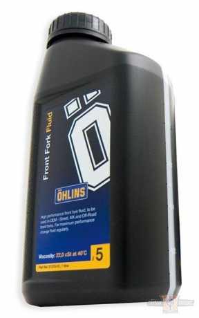 Öhlins Öhlins, Fork Oil, R&T43, 4 Liter  - 88-9896