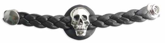 Amigaz Amigaz Vest Extender Skull, braided  - 88-9512