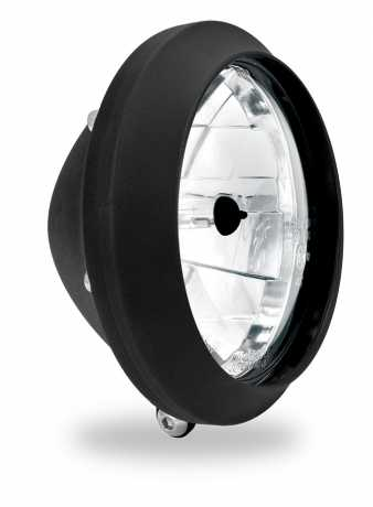 "Performance Machine PM Vision Clean 5 3/4"" Headlight Black Ops  - 88-9600"