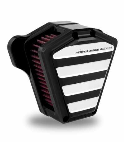 Performance Machine PM Aircleaner Drive, Contrast Cut  - 88-9643