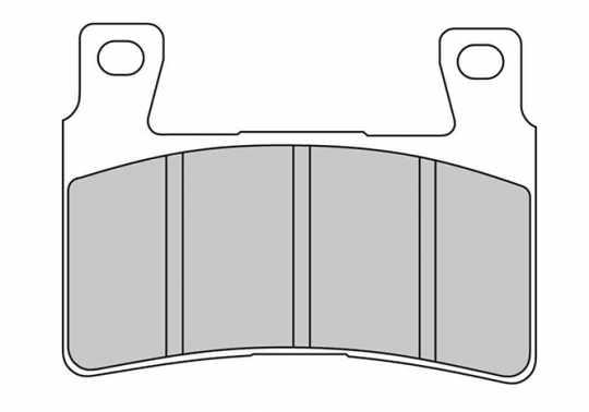 Ferodo Ferodo SinterGrip Compound Brake Pad  - 88-9892