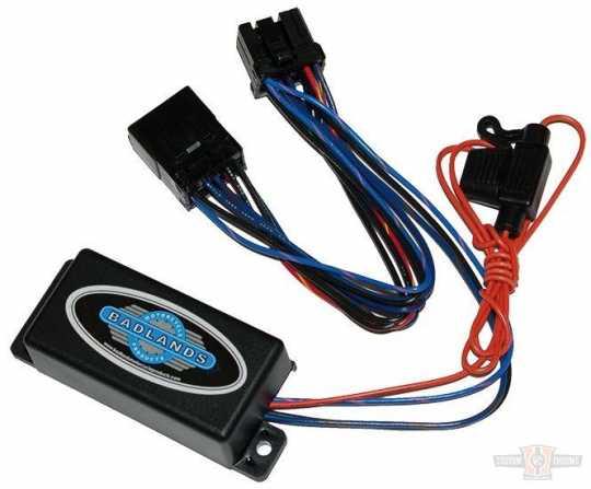 Badlands Badlands Plug-N-Play Can/Bus Load Equalizer, rear  - 89-0079