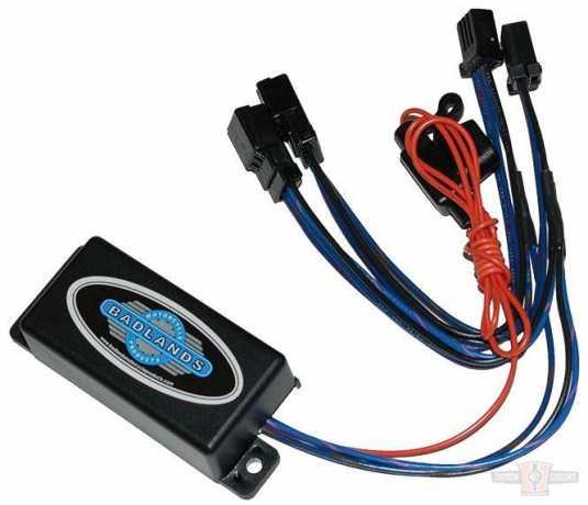 Badlands Badlands Plug-N-Play Can/Bus Load Equalizer, rear  - 89-0081