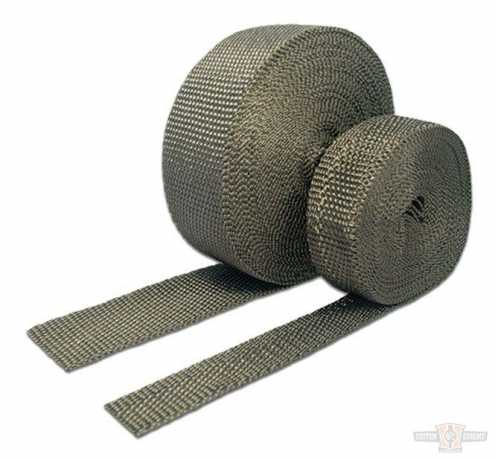 """Thermo-Tec Auspuff Isolierband Carbon 